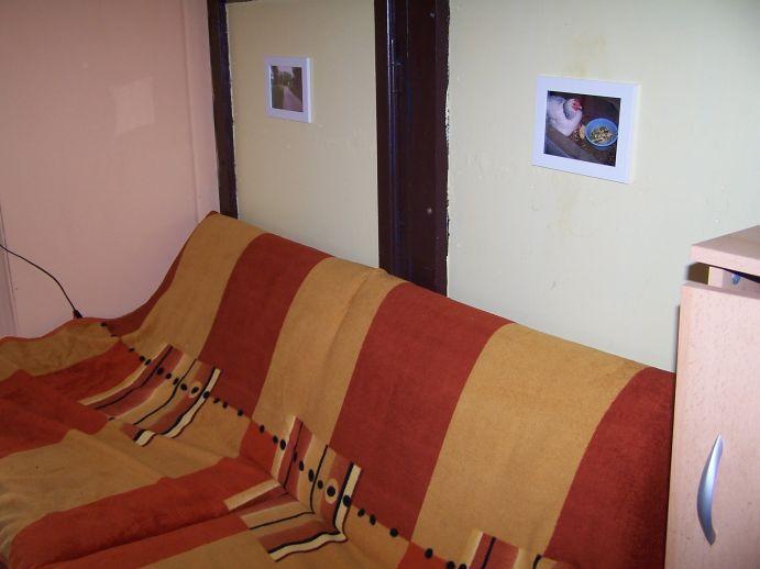 Ausziehbares Sofa für 2 Personen zum Nächtigen